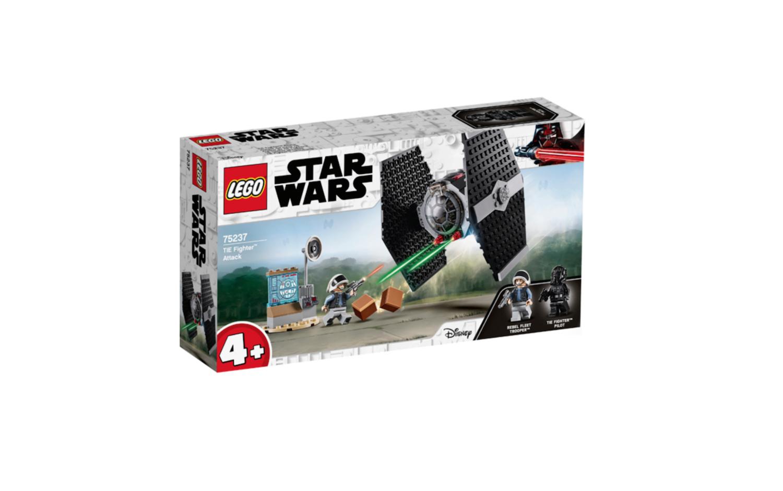 LEGO STAR WARS TIE FIGHTER ATTACK 75237 JOUET JEU JEUX ITEM 6251687 CONSTRUCTION ENFANT NOEL NEUF 5702016370423 COMASOUND KARTEL