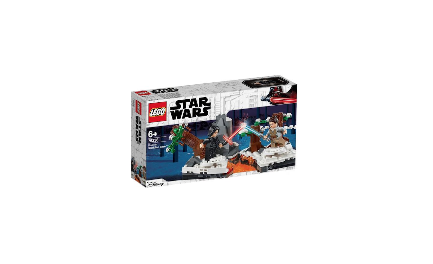 LEGO STAR WARS DUEL ON STARKILLER BASE JOUET JEU JEUX CONSTRUCTION ENFANT NOEL NEUF 5702016370133 COMASOUND KARTEL 75236 ITEM 6251711