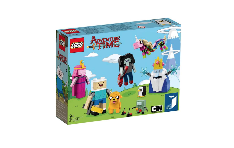 LEGO ADVENTURE TIME 21308 RARE COLLECTOR JOUET JEU JEUX ITEM 6177762 CONSTRUCTION ENFANT NOEL NEUF 5702015879668 COMASOUND KARTEL