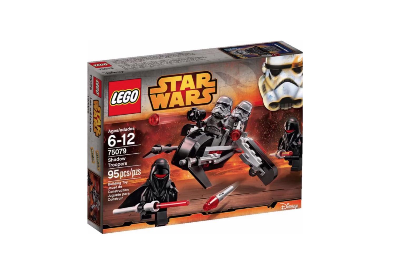 XXX LEGO  STAR WARS  SHADOW TROOPERS 75079 JOUET JEU JEUX ITEM 6100495 CONSTRUCTION ENFANT NOEL NEUF 5702015351140 COMASOUND KARTEL