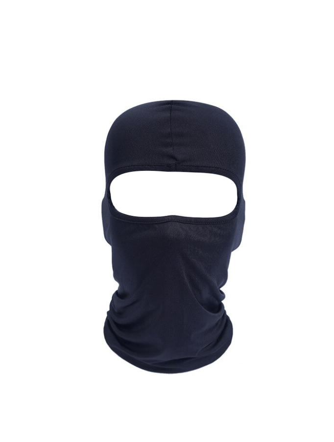 CAGOULE SKI MASK BALACLAVA LYCRA NINJA MOTO MOTOR  BLACK BIKE FROID EXTREME RANDO PECHE CHASSE VELO QUAD PAINT BALL AIRSOFT GRAFFITI PROTECTION MONTAGNE SPANDEX COMASOUND KARTEL CSK ONLINE (3 )