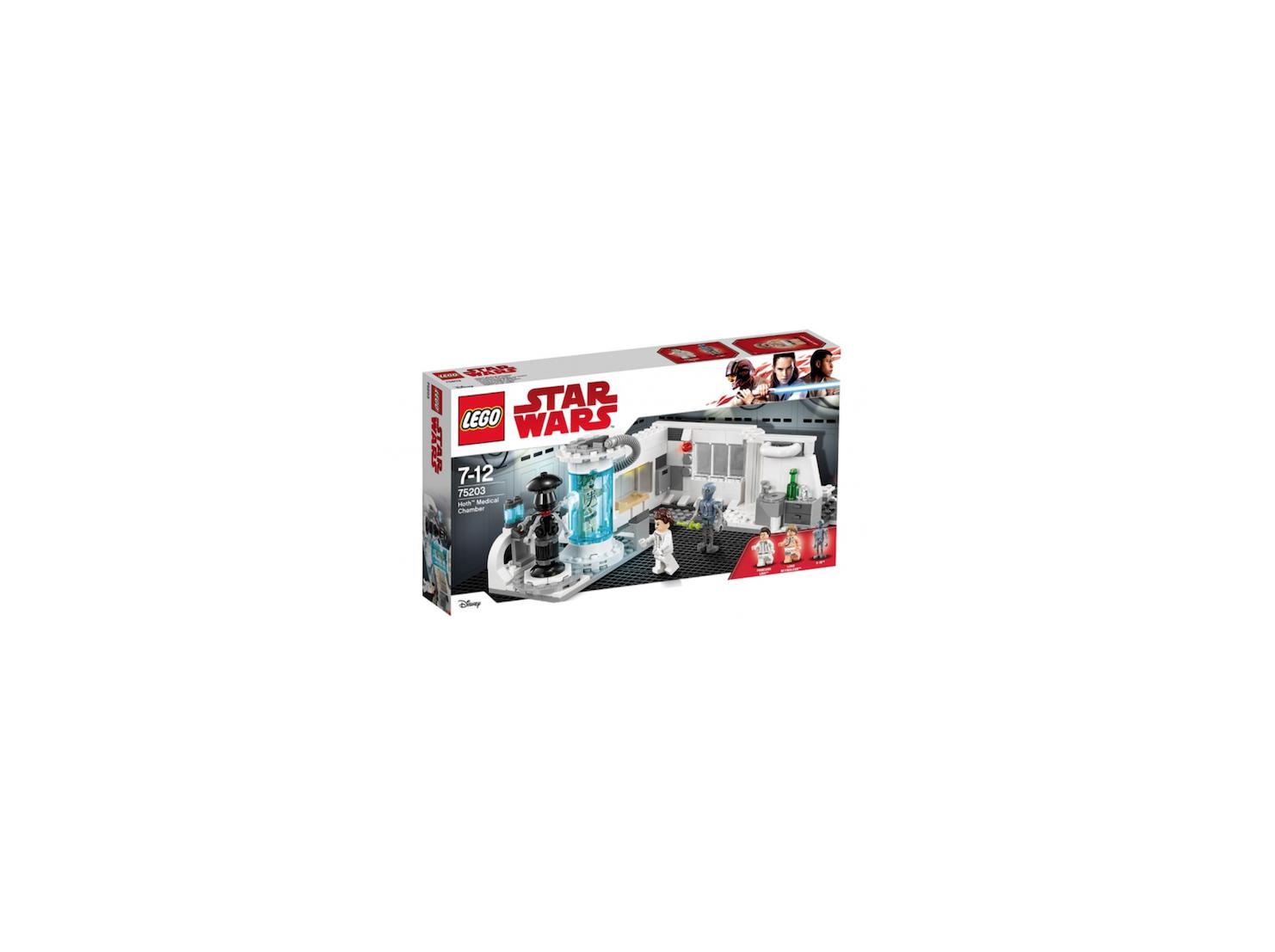 LEGO STAR WARS HOTH MEDICAL CHAMBER ITEM 6212759  JOUET JEU JEUX CONSTRUCTION ENFANT NOEL NEUF 5702016110616 COMASOUND KARTEL 75203 CSK ONLINE