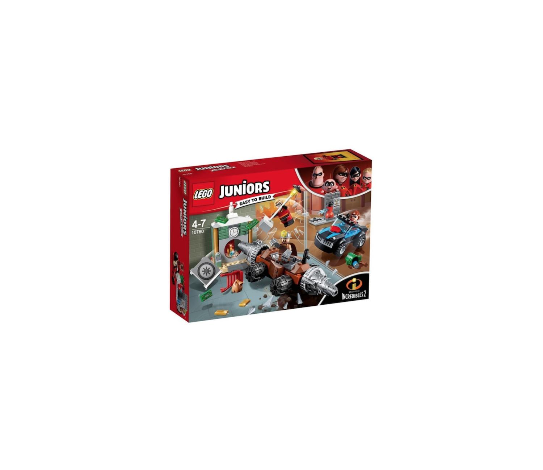LEGO JUNIORS EASY TO BUILD INCREDIBLES 2 10760 RARE COLLECTOR JOUET JEU JEUX ITEM 6213859 CONSTRUCTION ENFANT NOEL NEUF 5702016117592 COMASOUND KARTEL CSK ONLINE