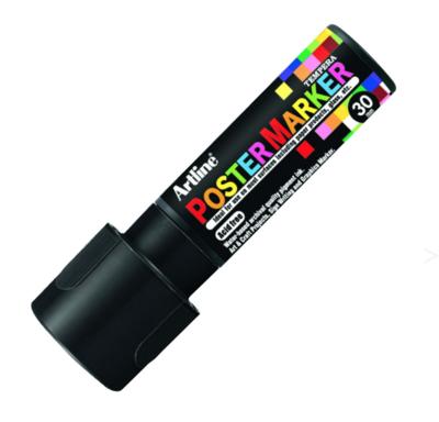 ARTLINE POSTER MARKER TEMPERA 30 BLACK TORCHE MARKER ART GRAFFITI SKETCH DRAW ARTISTE TAG SHOP PRO 4974052852251 COMASOUND KARTEL CSK ONLINE