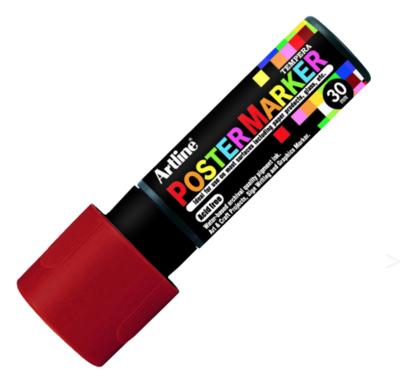 ARTLINE POSTER MARKER TEMPERA 30 BROWN TORCHE MARKER ART GRAFFITI SKETCH DRAW ARTISTE TAG SHOP PRO 4974052860669 COMASOUND KARTEL CSK ONLINE