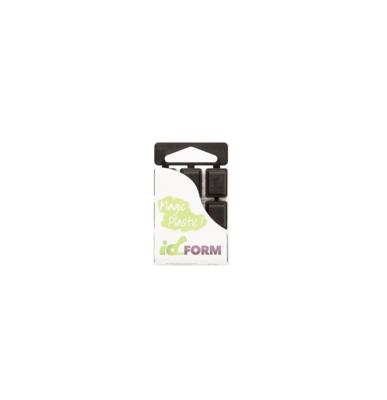 IDEAFORM ID-FORM TABLETTE PLASTIQUE THERMOFORMABLE NOIR 20 CM3 REPARER RENOVER MAGIC PLASTIC HOME DECORATION BRICOLAGE ART 3700820001160 COMASOUND KARTEL CSK ONLINE