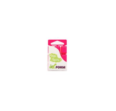 IDEAFORM ID-FORM TABLETTE PLASTIQUE THERMOFORMABLE ROSE 20 CM3 REPARER RENOVER MAGIC PLASTIC HOME DECORATION BRICOLAGE ART 3700820001146 COMASOUND KARTEL CSK ONLINE