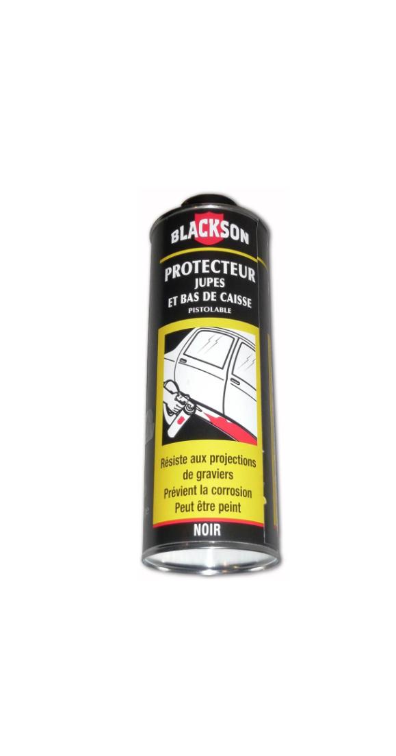 BLACKSON PROTECTEUR JUPES & BAS DE CAISSES BLACK 3178048051494 ANTI CORROSION STOPPE INSONORISE CAR HENKEL TRUCK QUAD VEHICULE VAN AUTO VOITURE PAINT COMASOUND KARTEL CSK ONLINE