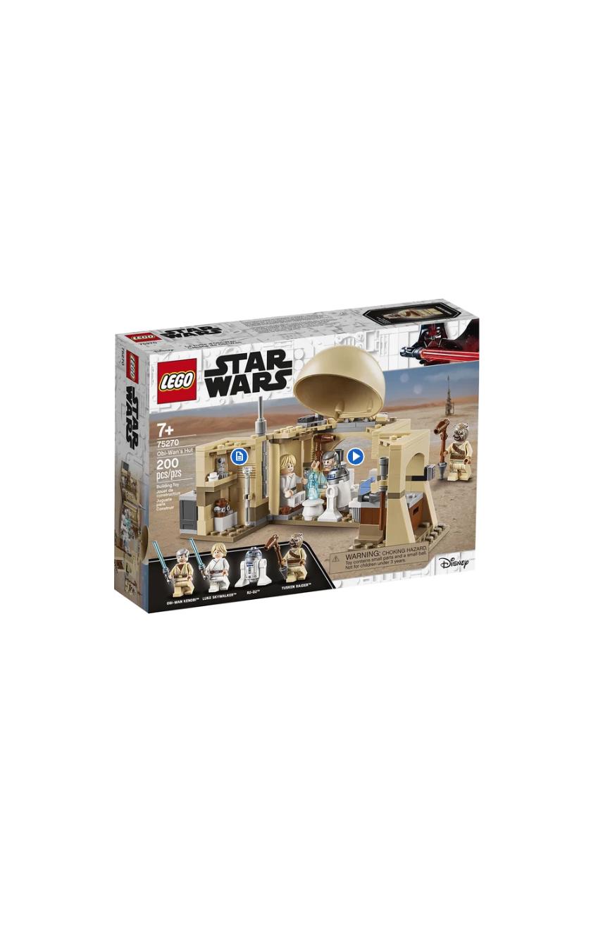 LEGO 75270 OBI-WAN'S HUT JOUET JEU JEUX ITEM 6288999 CONSTRUCTION ENFANT NOEL NEUF 5702016617160 COMASOUND KARTEL CSK ONLINE