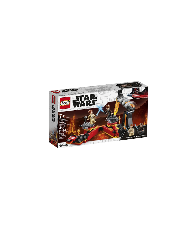 LEGO 75269 DUEL ON MUSTAFAR JOUET JEU JEUX ITEM 6288997 CONSTRUCTION ENFANT NOEL NEUF 5702016617153 COMASOUND KARTEL CSK ONLINE