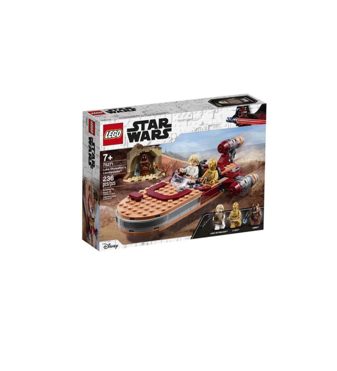 LEGO STAR WARS LUKE SKYWALKER'S LANDSPEEDER 75271 JOUET JEU JEUX ITEM 6289001 CONSTRUCTION ENFANT NOEL NEUF 5702016617177 COMASOUND KARTEL CSK ONLINE