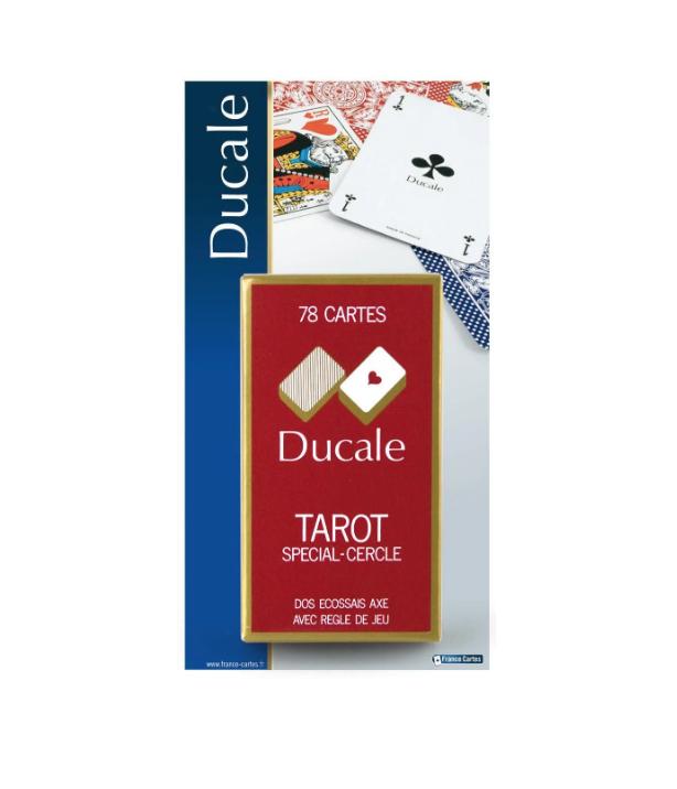 DUCALE JEU DE TAROT 78 CARTES JEU JEUX JOUET CERCLE VOYANCE ASTROLOGIE 3114524046806 COMASOUND KARTEL CSK ONLINE BOOSTER