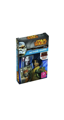 CARTAMUNDI CARTE STAR WARS ACTION GAME FAMILLE JEU JEUX JOUET COLLECTION 5411068000454 COMASOUND KARTEL CSK ONLINE BOOSTER DISNEY