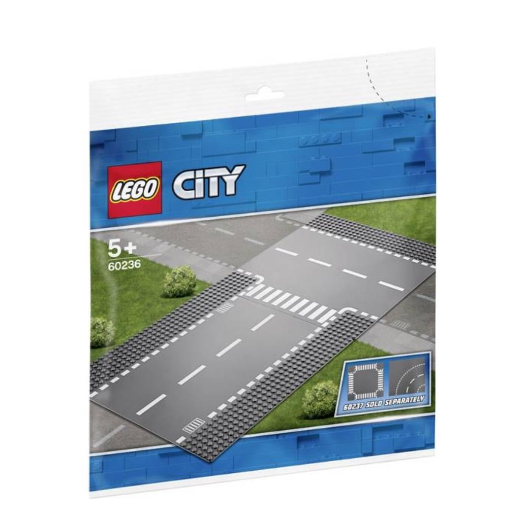 LEGO CITY 60236  PLAQUE ROUTE STREET JOUET JEU JEUX ITEM 6251816 CONSTRUCTION ENFANT NOEL NEUF 5702016369786 COMASOUND KARTEL CSK ONLINE