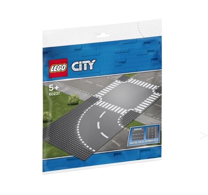 LEGO CITY 60237  PLAQUE ROUTE STREET JOUET JEU JEUX ITEM 6251824 CONSTRUCTION ENFANT NOEL NEUF 5702016369793 COMASOUND KARTEL CSK ONLINE