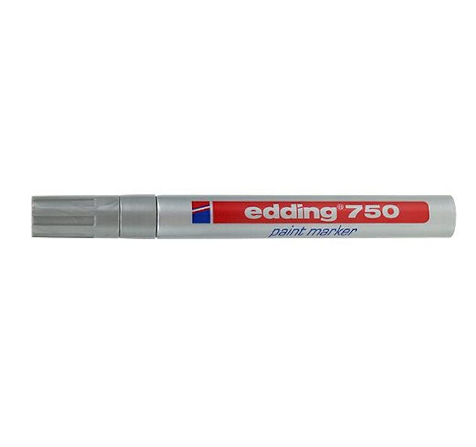 EDDING 750 NEW SILVER PAINT MARKER MARQUEUR SHOP STORE NOEL DECO ART DESSIN CHILDREN ENFANT GRAFFITI 4004764953363 COMASOUND KARTELCSK ONLINE