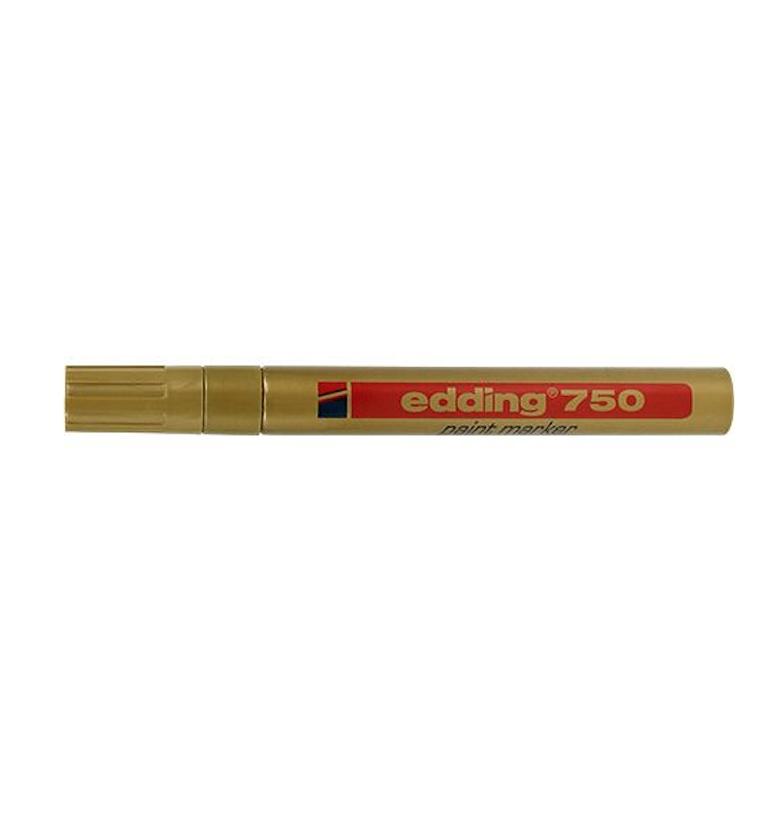 EDDING 750 GOLD PAINT MARKER MARQUEUR SHOP STORE NOEL DECO ART DESSIN CHILDREN ENFANT GRAFFITI 4004764498215 COMASOUND KARTELCSK ONLINE
