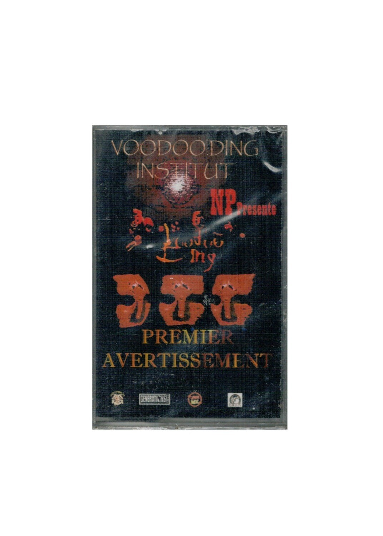 MIXTAPE VOODOO INSTITUT NP DING PREMIER AVERTISSEMENT  MIX TAPE RARE COLLECTOR SON MUSIC MUSIQUE COMASOUND KARTEL CSK ONLINE