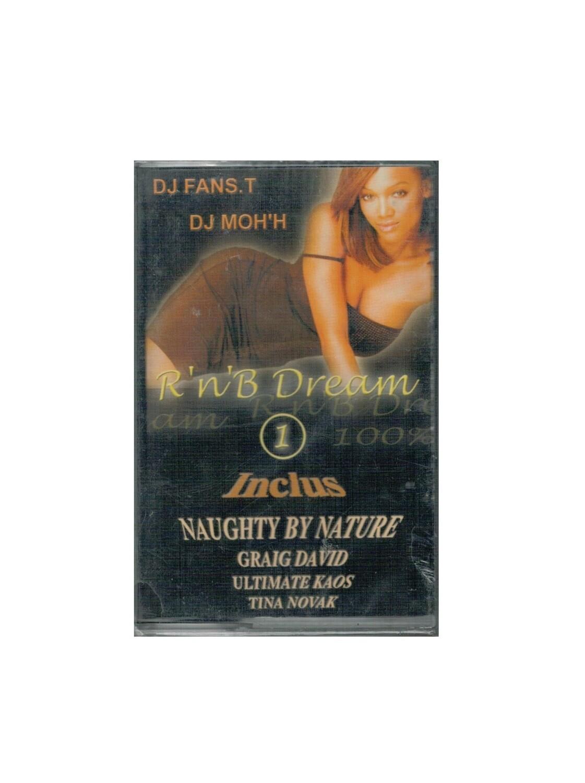 MIXTAPE DJ FANS.T & DJ MOH'H R'N'B DREAM 1 MIX TAPE RARE COLLECTOR SON MUSIC MUSIQUE COMASOUND KARTEL CSK ONLINE