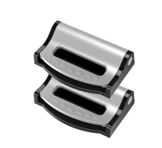 SHUNWEI SD-1401 SEAT BELT CLIP PINCE CEINTURE  BLOCK SEATBELT BLOQUE VOITURE NOIR ARGENT AUTO SECURITE TRUCK VEHICULE COMASOUND KARTEL CSK ONLINE