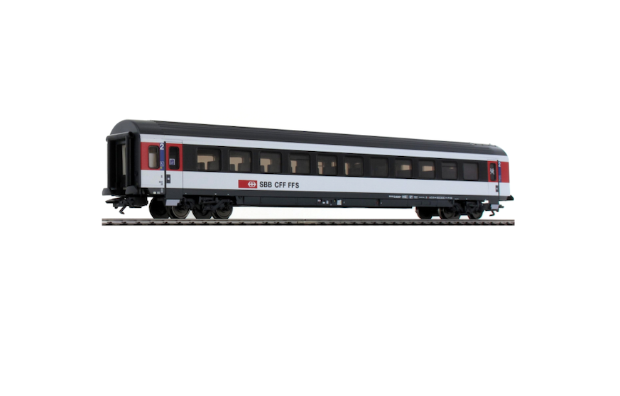MARKLIN 42160-02 EXPRESS TRAIN PASSENGER CAR 2ND CLASS SBB CFF FFS SUISSE CHF MINIATURE  ART MODELISME MAQUETTE TRAIN RAIL 4001883967806 COMASOUND KARTEL CSK ONLINE