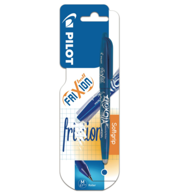 PILOT FRIXION BALL M 0.7 BLUE EFFACABLE SCHOOL STYLO PEN 3131910637677 OFFICE SHOP WRITING LOT SET PACK COMASOUND KARTEL CSK ONLINE