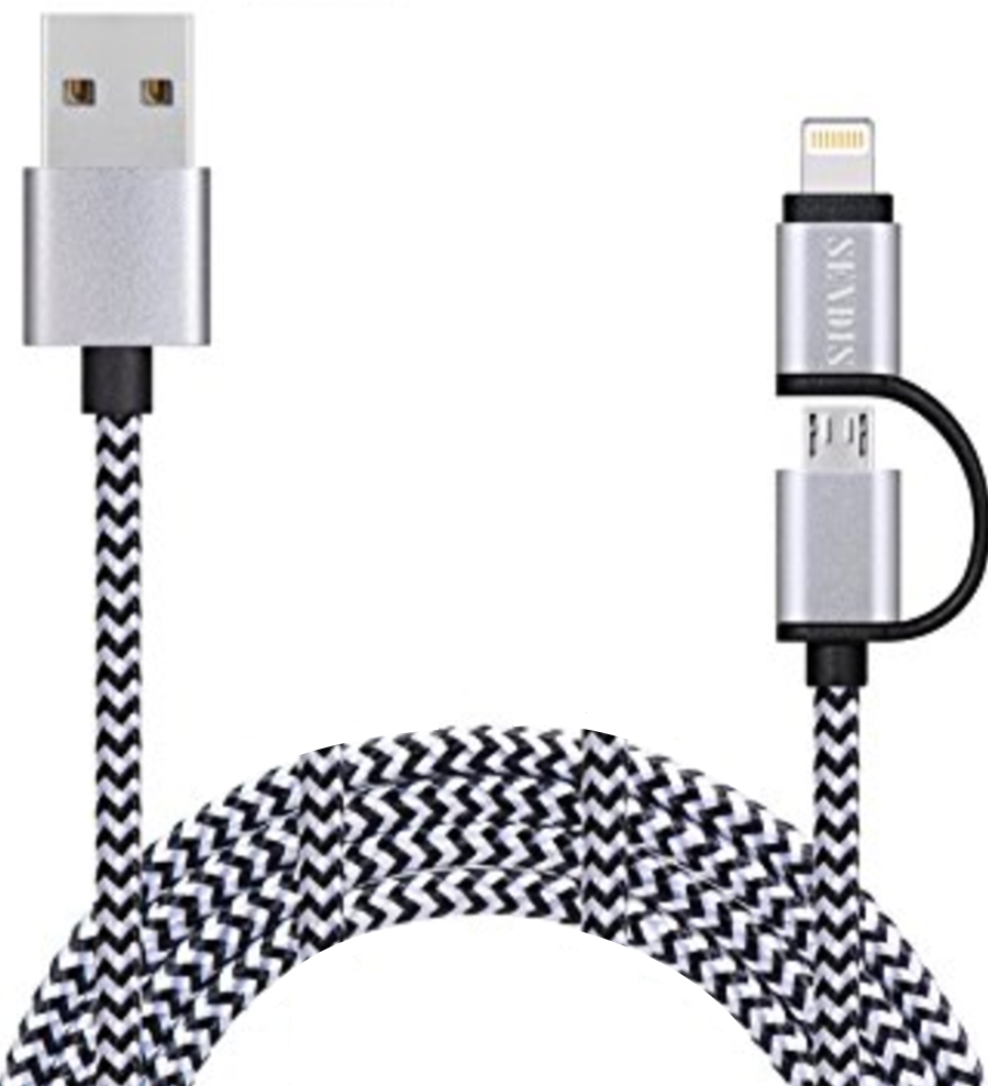 FOR APPLE LIGHTHING CABLE 2 M CHARGE MICRO USB SYNC IPOD IPAD IPHONE 1M SECURITE 0634154902004 CAR TRUCK QUAD VEHICULE VAN AUTO VOITURE COMASOUND KARTEL CSK ONLINE