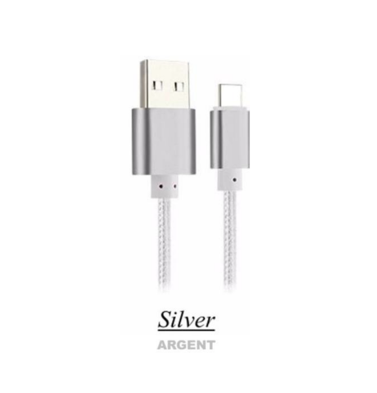 SILVER FOR APPLE IOS LIGHTHING CABLE 1,2M CHARGE SYNC IPOD IPAD IPHONE 1M SECURITE 6341549018472 CAR TRUCK QUAD VEHICULE VAN AUTO VOITURE COMASOUND KARTEL CSK ONLINE