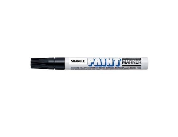 SHARGLE PAINT MARKER  ART GRAFFITI TAG DRAW PRO BLACK SHOP  STORE MARQUEUR ROTULADOR 6933122575009 COMASOUNDKARTEL CSK ONLINE