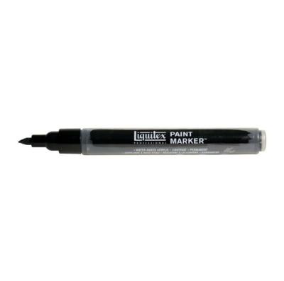 LIQUITEX MARQUEUR PAINT MARKER BLACK 337 CANVAS TOILE COULEUR ART ARTISTE DESSIN DRAW 0887452001003 COMASOUND KARTEL CSK ONLINE