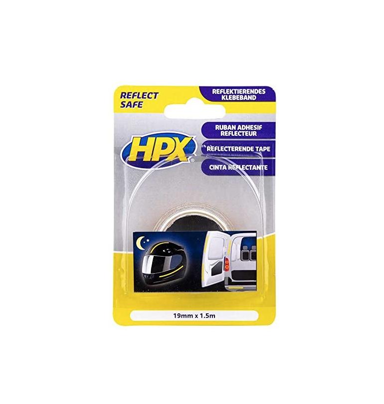 HPX RUBAN ADHESIF REFLECTEUR AUTO MOTO CASQUE HELMET  EMBLEME FIXER COLLER ADHESIF BRICOLAGE PRO AUTO MOTO BATEAU 8711347110001 COMASOUND KARTEL CSK ONLINE