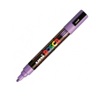 UNI POSCA PC-5M LILAC MARKER ART GRAFFITI 4902778036884 SKETCH DRAW ARTISTE TAG SHOP PRO COMASOUND KARTEL CSK ONLINE SHOP DECORATION