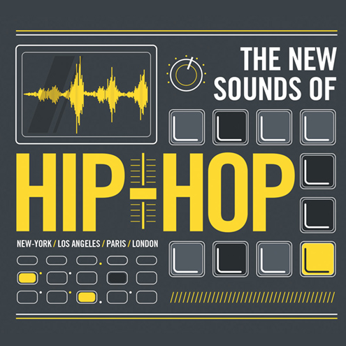 THE NEW SOUNDS OF HIP HOP 01 MUSIC MUSIQUE DIGITAL DISK CD  RAP N.Y L.A PARIS LONDON 3596973245229 COMASOUND KARTEL CSK ONLINE