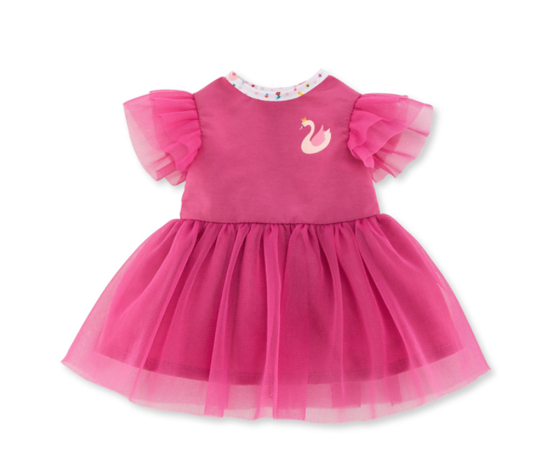 COROLLE 211300 ROBE CYGNES DE TENDRESSE POUPON 36 CM POUPEE JEU JEUX JOUET NOEL FILLE GIRL 4062013211305 VETEMENT HABIT DRESS CLOTHING WEAR APPAREL COMASOUND KARTEL CSK ONLINE