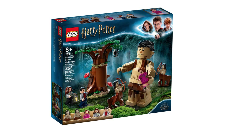 LEGO HARRY POTTER 75967 FORBIDDEN  FOREST UMBRIDGE'S ENCOUNTER JOUET JEU JEUX CONSTRUCTION ENFANT NOEL NEUF 5702016616675 COMASOUND KARTEL CSK ONLINE