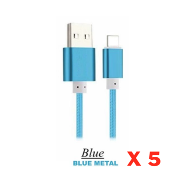 BLUE FOR APPLE IOS LIGHTHING CABLE 1,2M CHARGE SYNC IPOD IPAD IPHONE 1M SECURITE 6341549018168 CAR TRUCK QUAD VEHICULE VAN AUTO VOITURE COMASOUND KARTEL CSK ONLINE