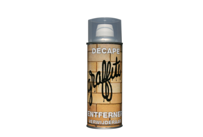 DECAPE GRAFFITI SPRAY COLLECTOR RARE DECAPANT ANTI GRAFFITI  4015962368019 COMASOUND KARTEL CSK ONLINE