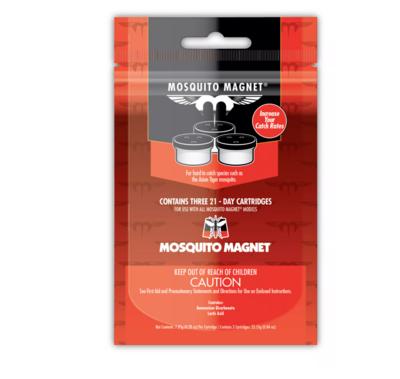 FAVEX MOSQUITO MAGNET LUBEX PACK OF 3 PCS ANTI-MOUSTIQUES ATRAKTA INSECTICIDE PROTECTION MAISON JARDIN IMPORT USA 3451577560768 COMASOUND KARTEL CSK ONLINE