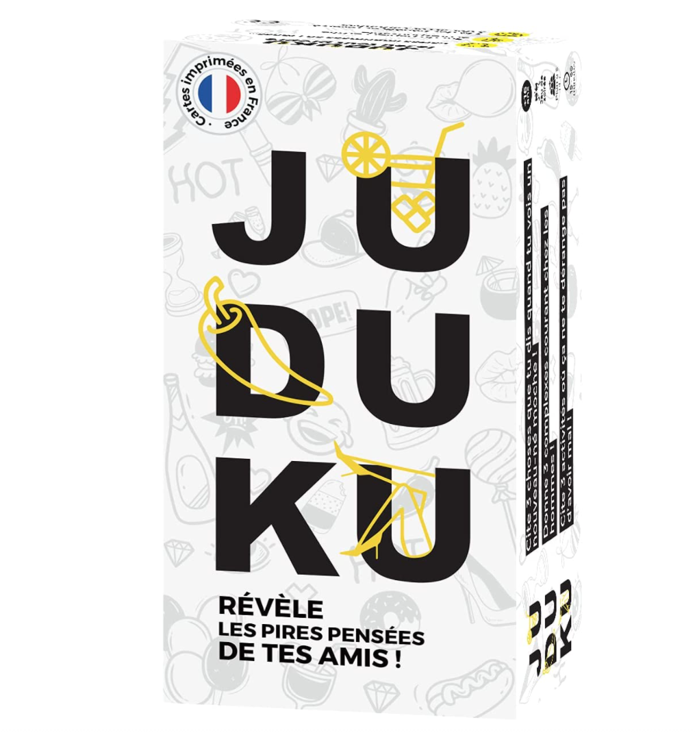 JUDUKU AMT BLACKROCK JEUX 3770011991006 JEU JOUET CARTE FAMILLE ENFANT DIVERTISSEMENT SOIREE COMASOUND KARTEL CSK ONLINE