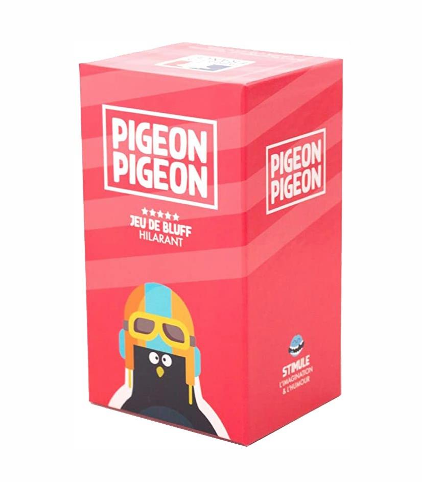 CARTAMUNDI PIGEON PIGEON JEUX 3701380500018 JEU JOUET CARTE FAMILLE ENFANT DIVERTISSEMENT SOIREE COMASOUND KARTEL CSK ONLINE