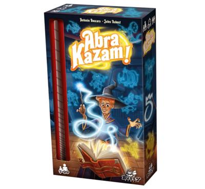 BUZZY GAMES ABRA KAZAM 3770005388089 JEU JOUET CARTE FAMILLE ENFANT DIVERTISSEMENT SOIREE COMASOUND KARTEL CSK ONLINE