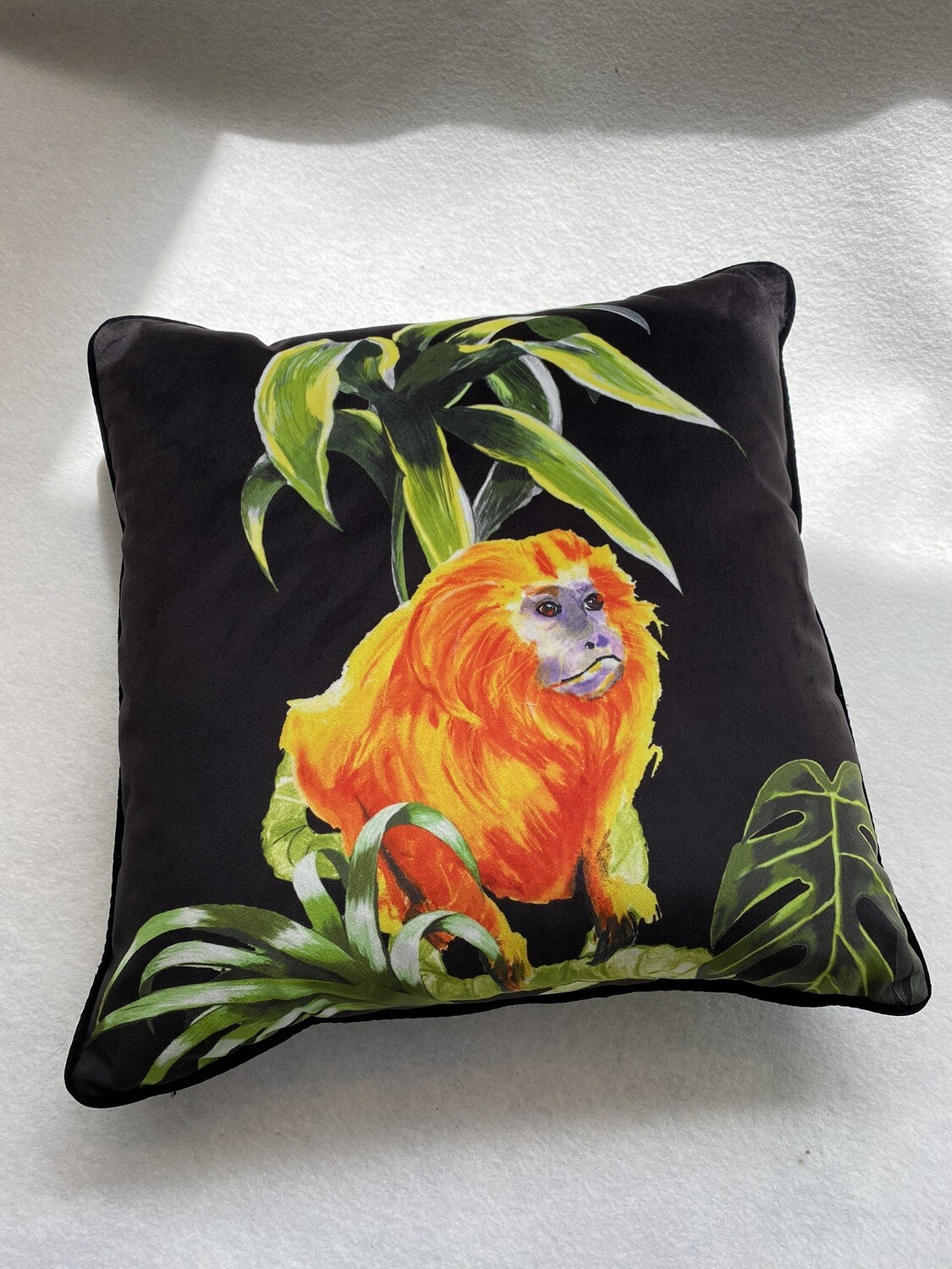 Magic Monkey Cushion