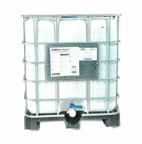AD BLUE Cisterna IBC da 1000 litri con imballo a perdere