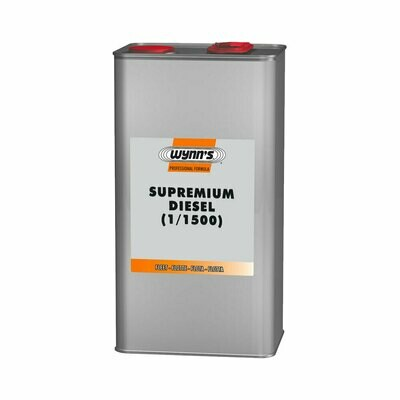 SUPREMIUM DIESEL (1/1500) 4x5L