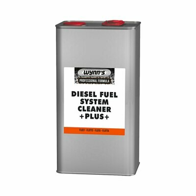 DIESEL FUEL SYST. CL. +PLUS+4x5L