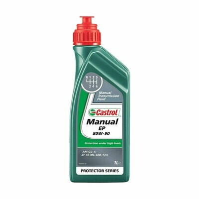 Manual EP 80W-90, 12X1L G5
