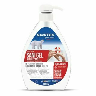 GEL IGIENIZZANTE SANIGEL 600 ml