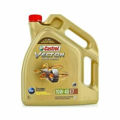 Vecton LongDrain 10W40 E7, 4X5L E4