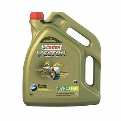 Vecton LngDrn 10W40 E6/E9, 4X5L ER