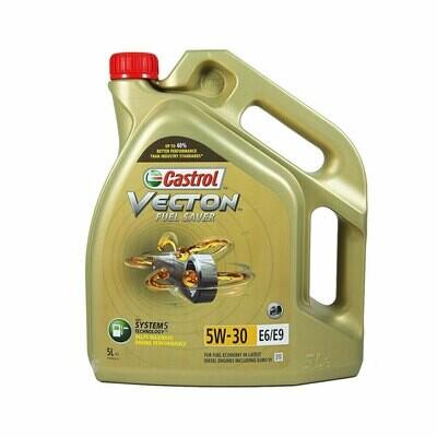 Vecton FSaver 5W-30 E6/E9, 4X5L E4